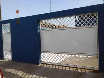 Portas e Portões de Alumínio em Itanhaém
